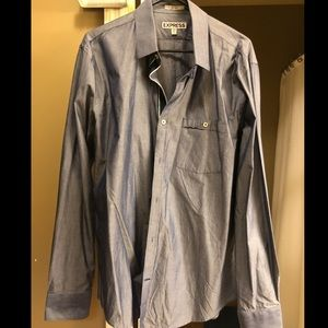 Express Casual Button Down Shirt